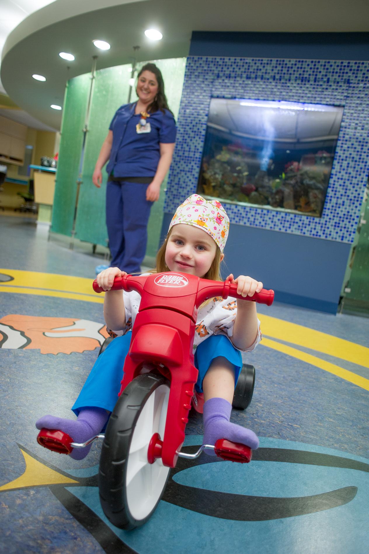 Pediatric Patient Care