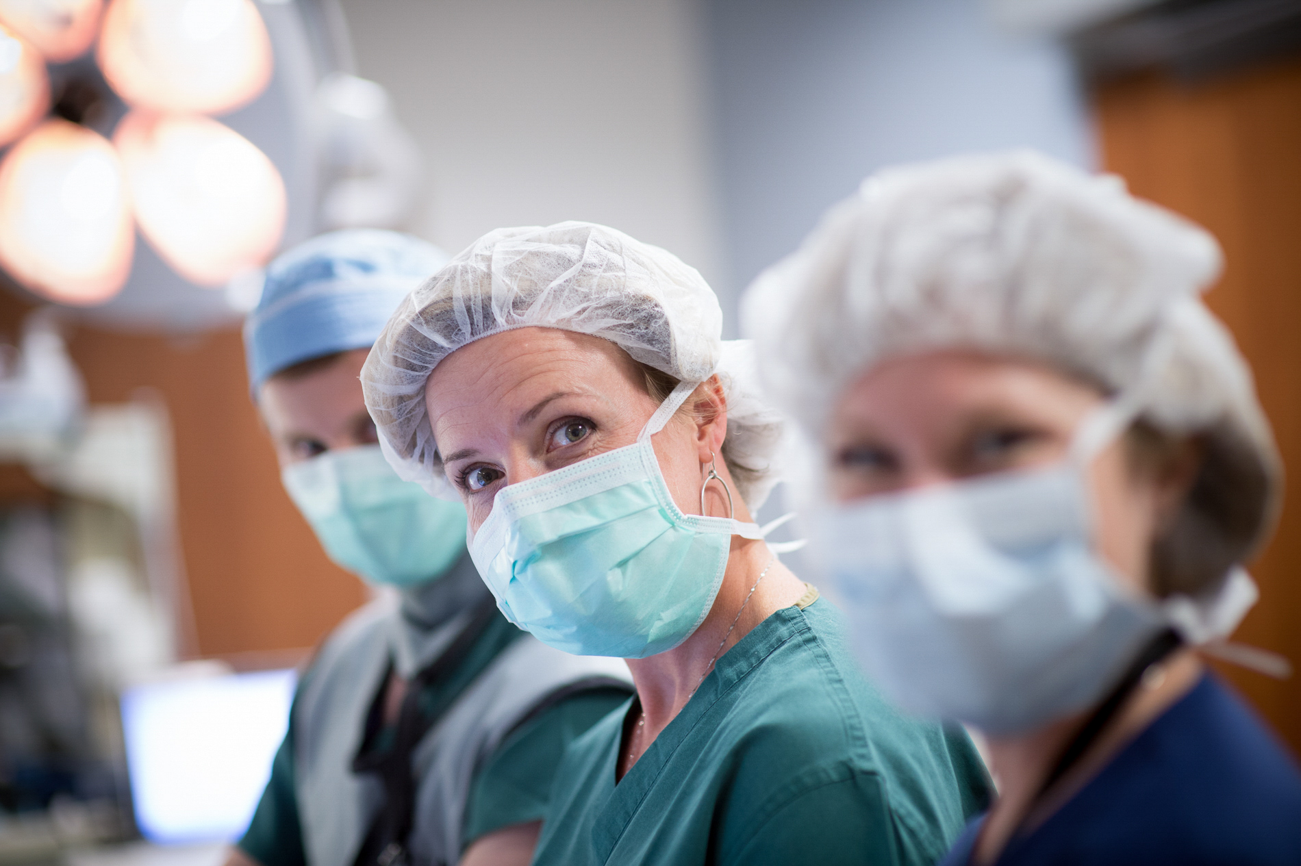 Pause During Surgery