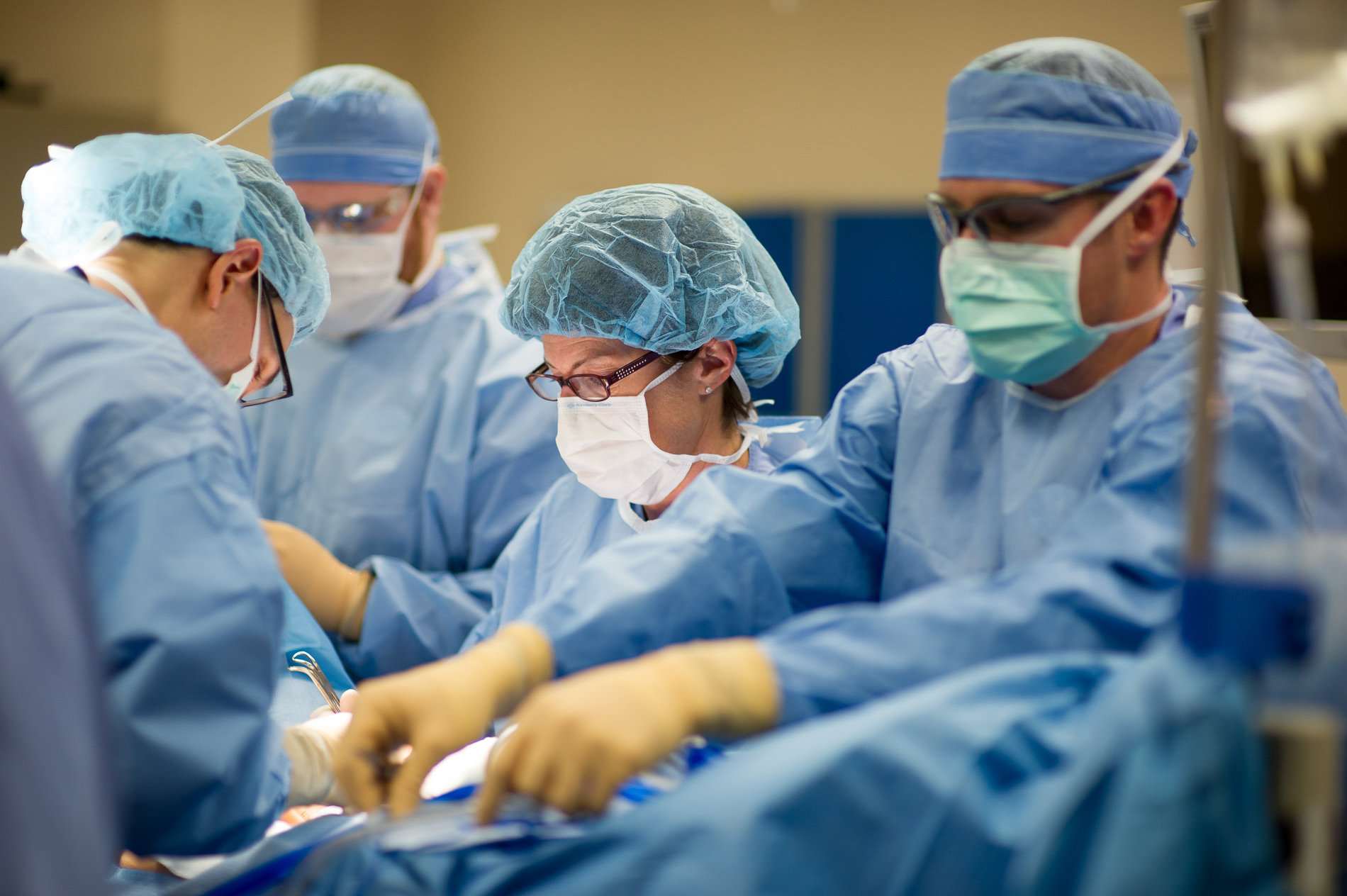 Surgery Photography
