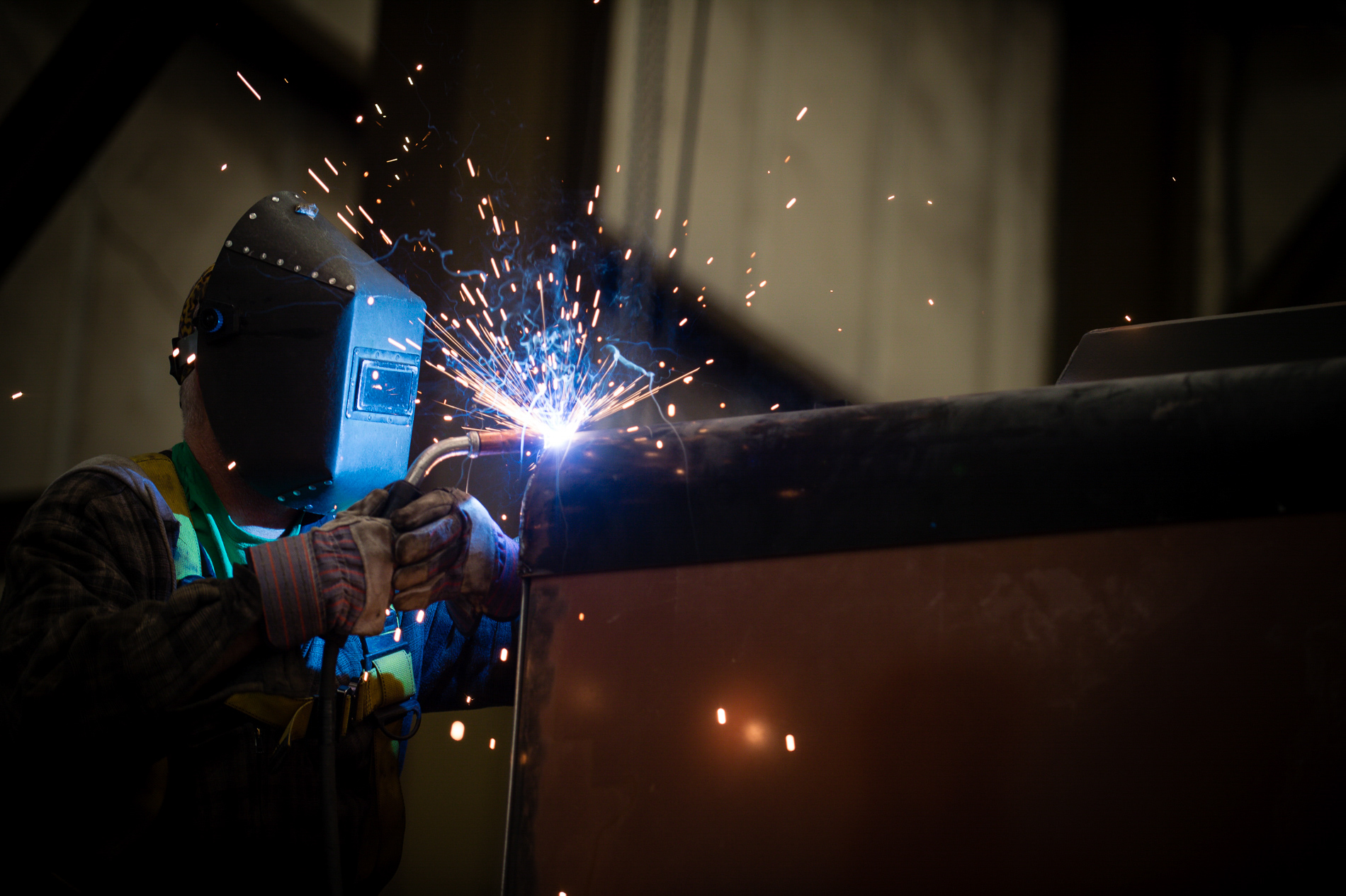 Welding Photography
