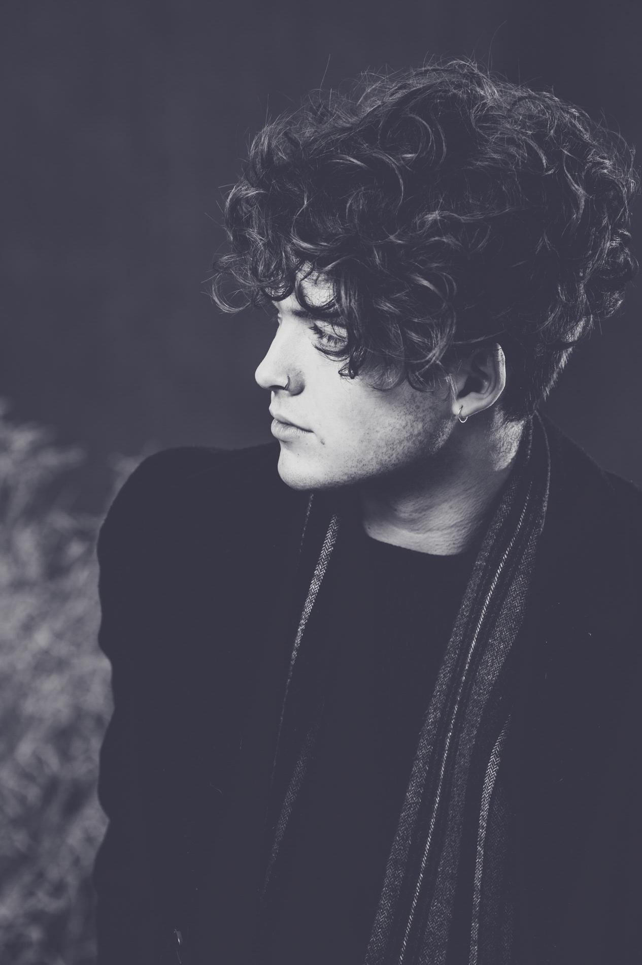 Musician Liam Ross