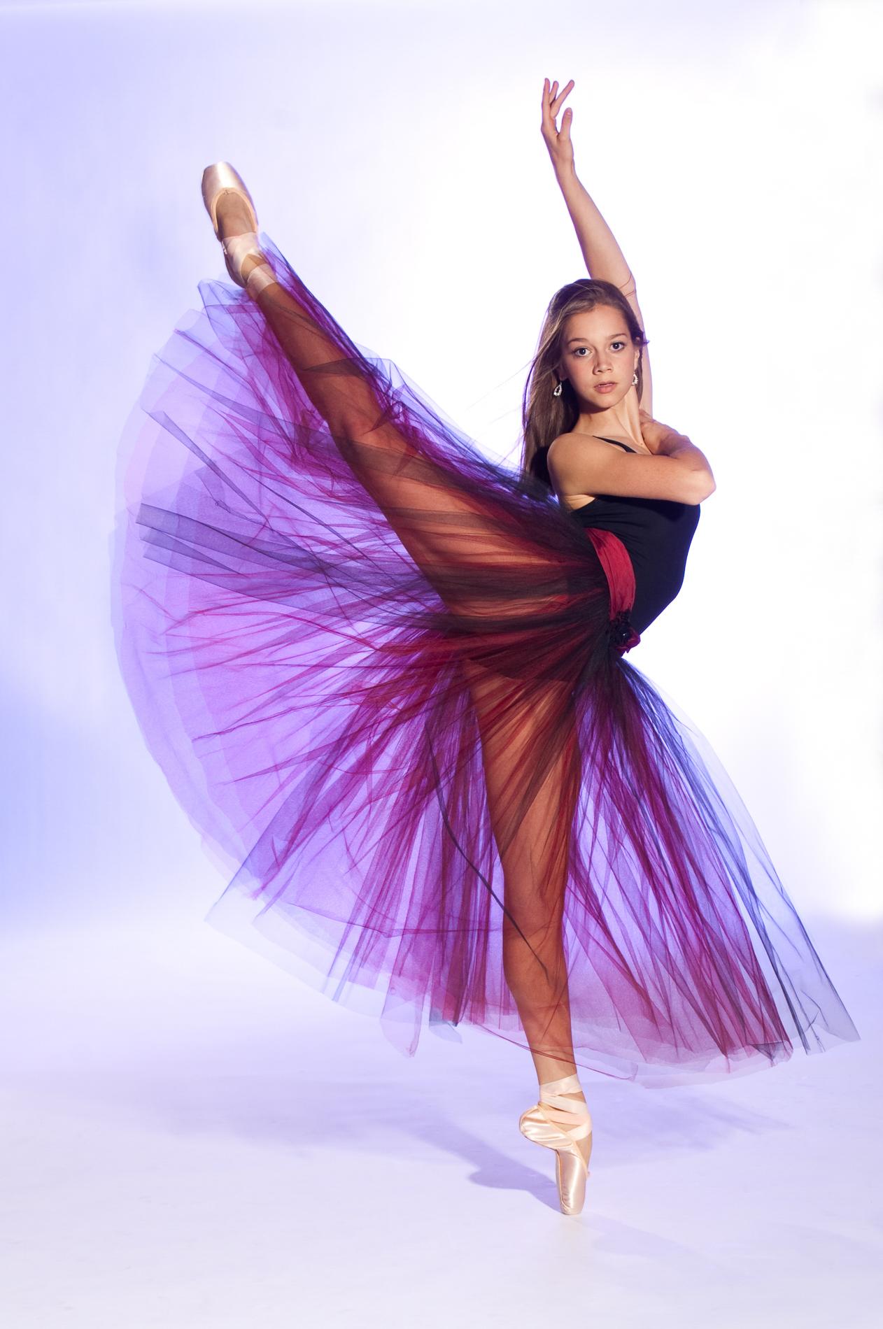 Ballet Portraits