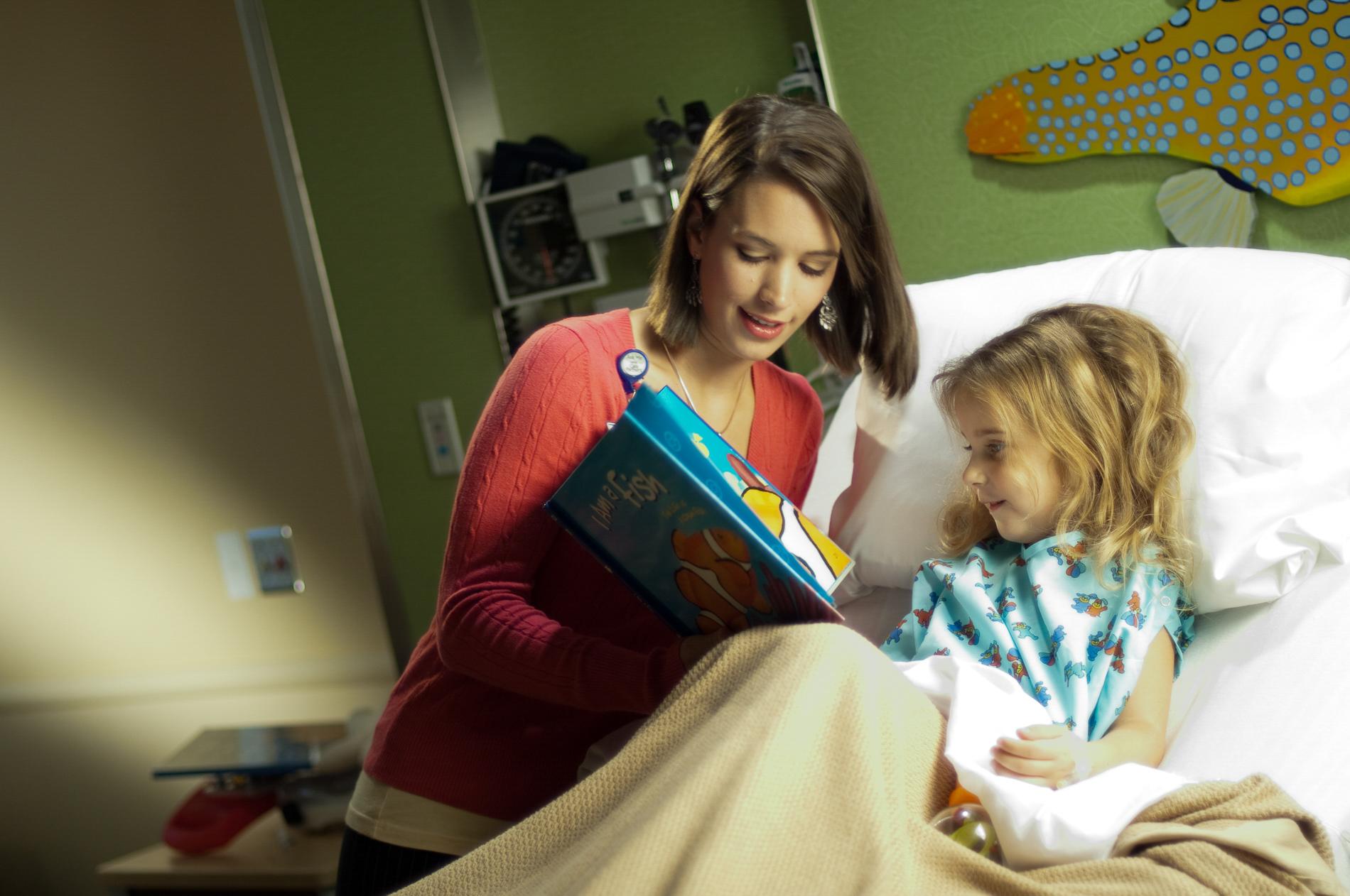 Pediatric Inpatient Care