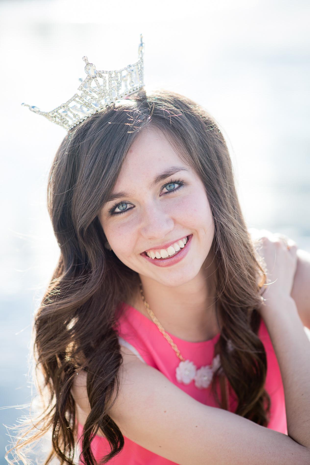 Miss Tri-Cities Portrait