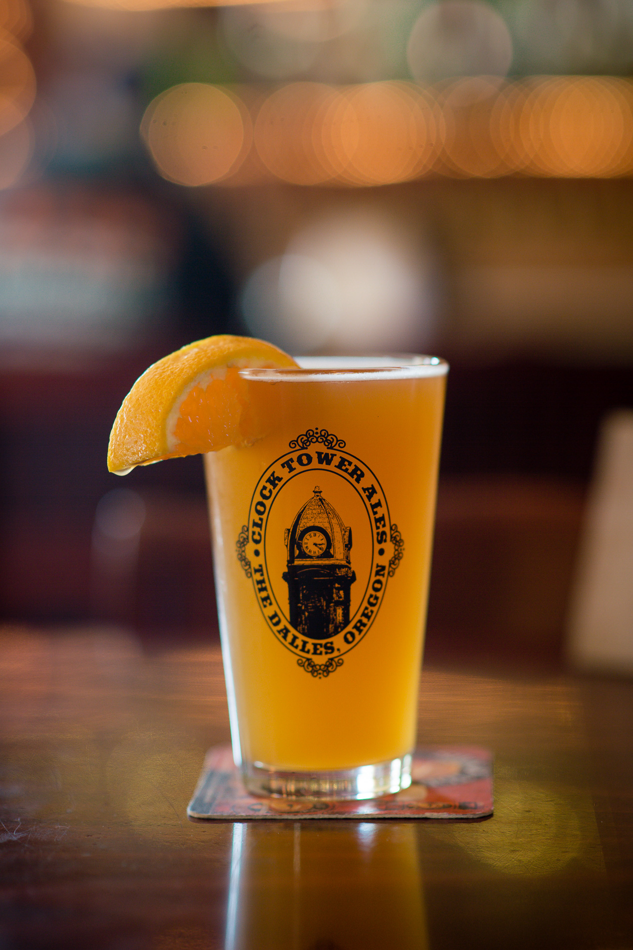 It's Beer O'Clock