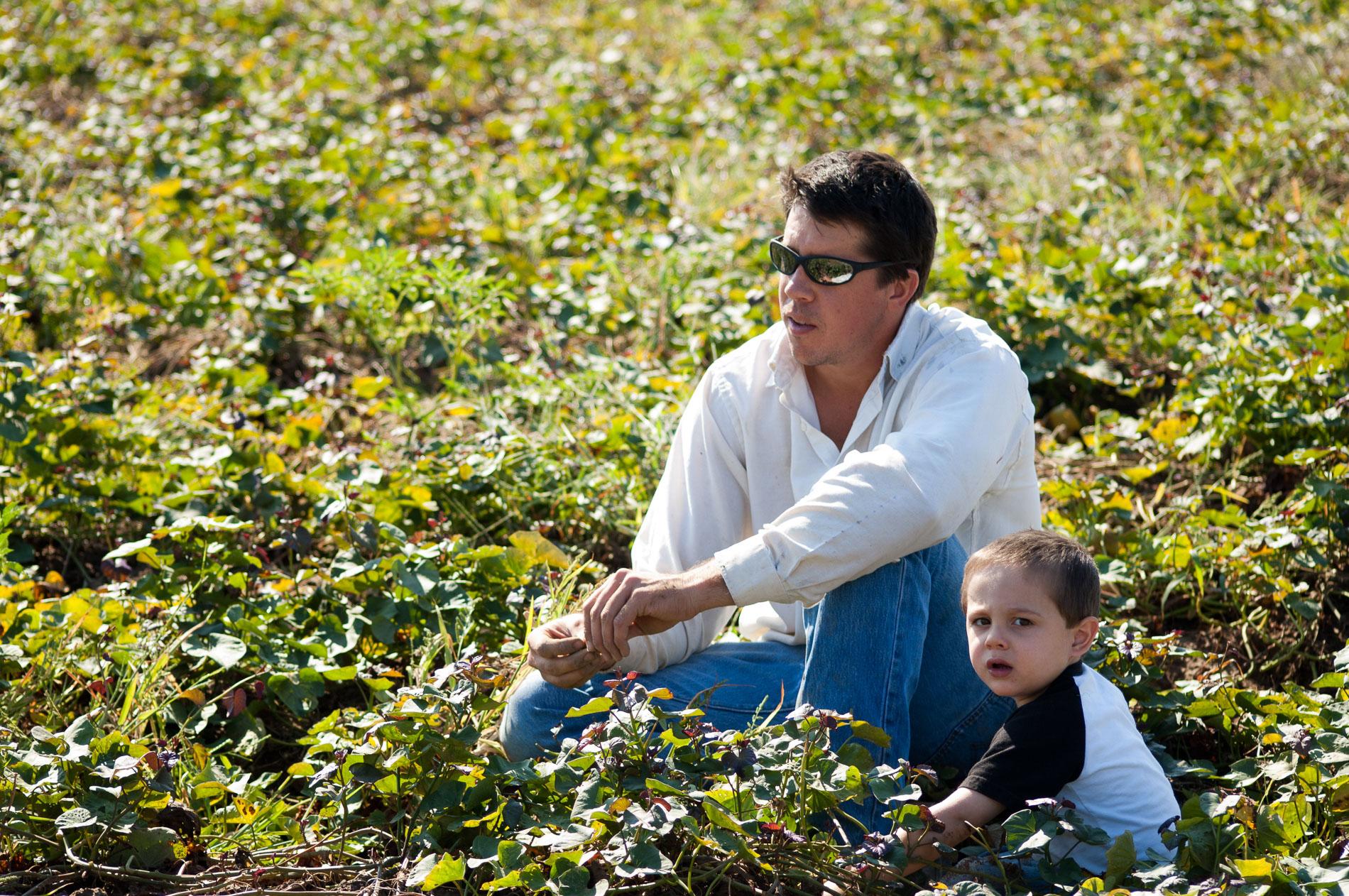 Generations of Sweet Potato Farmers