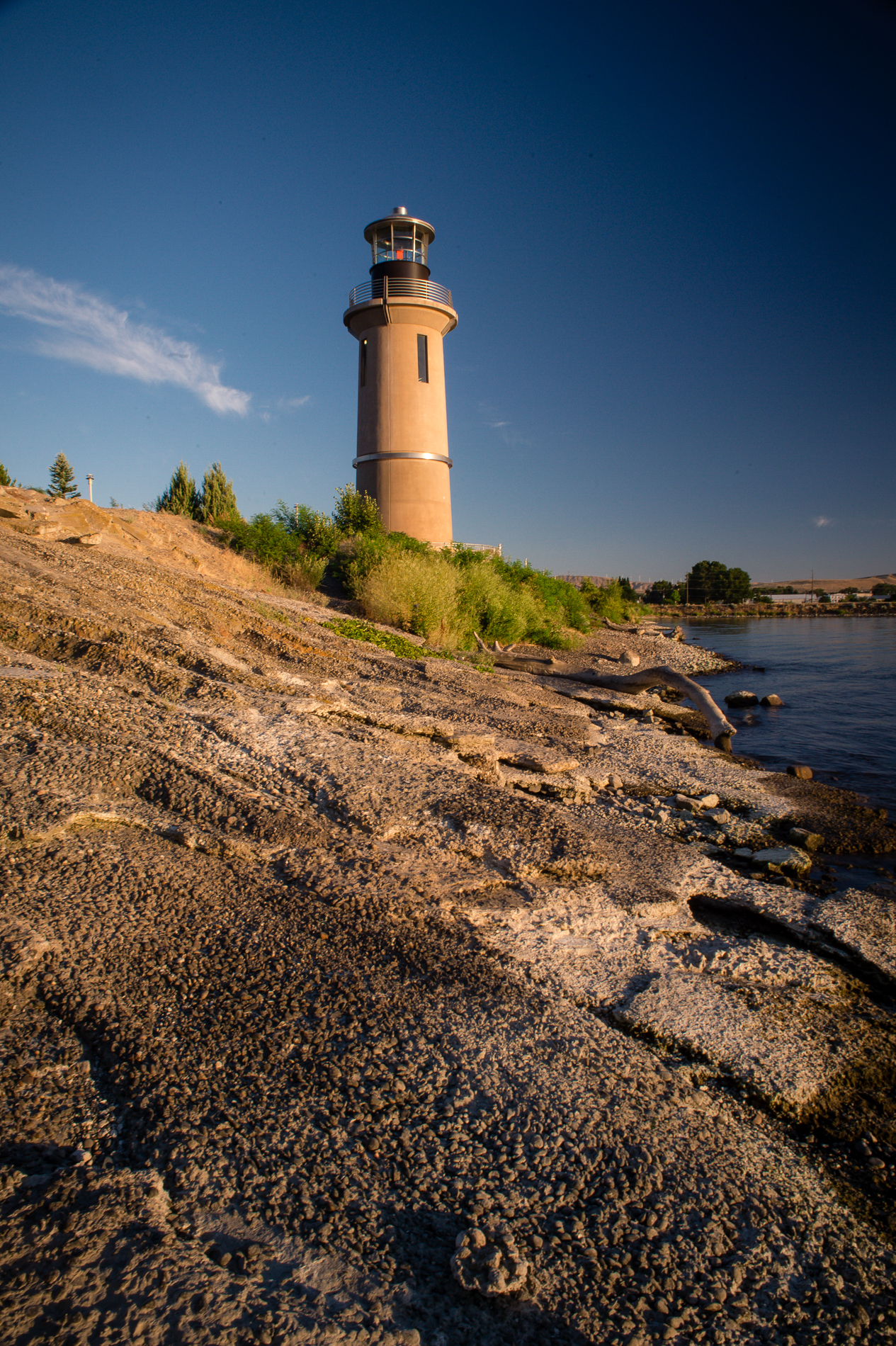 The Lighthouse at Clover Island