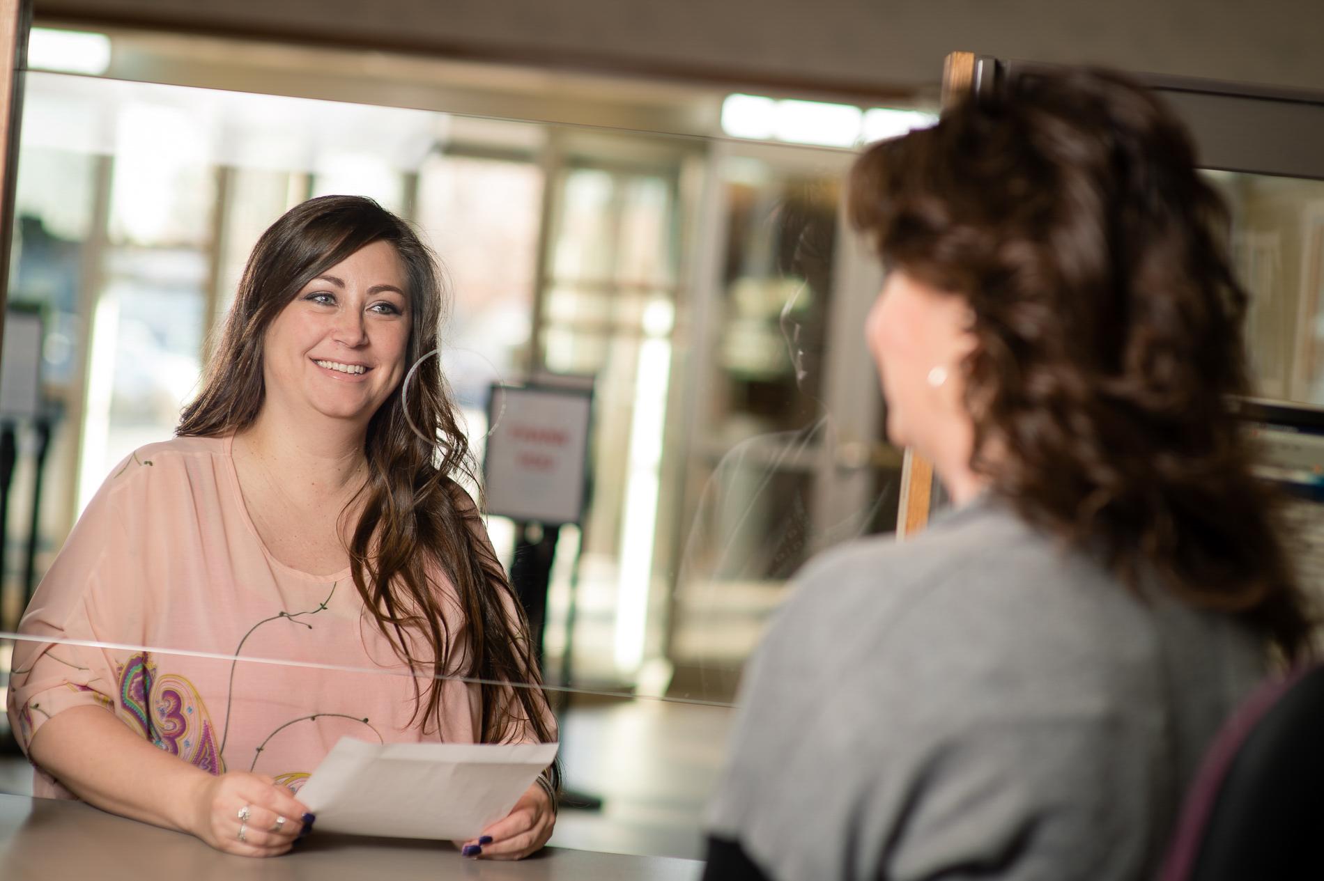 Customer Service Photography