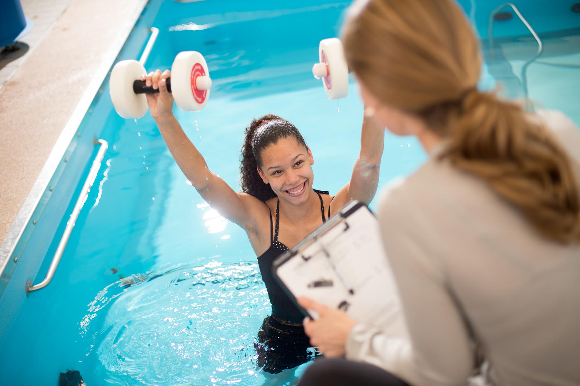 Swim Therapy