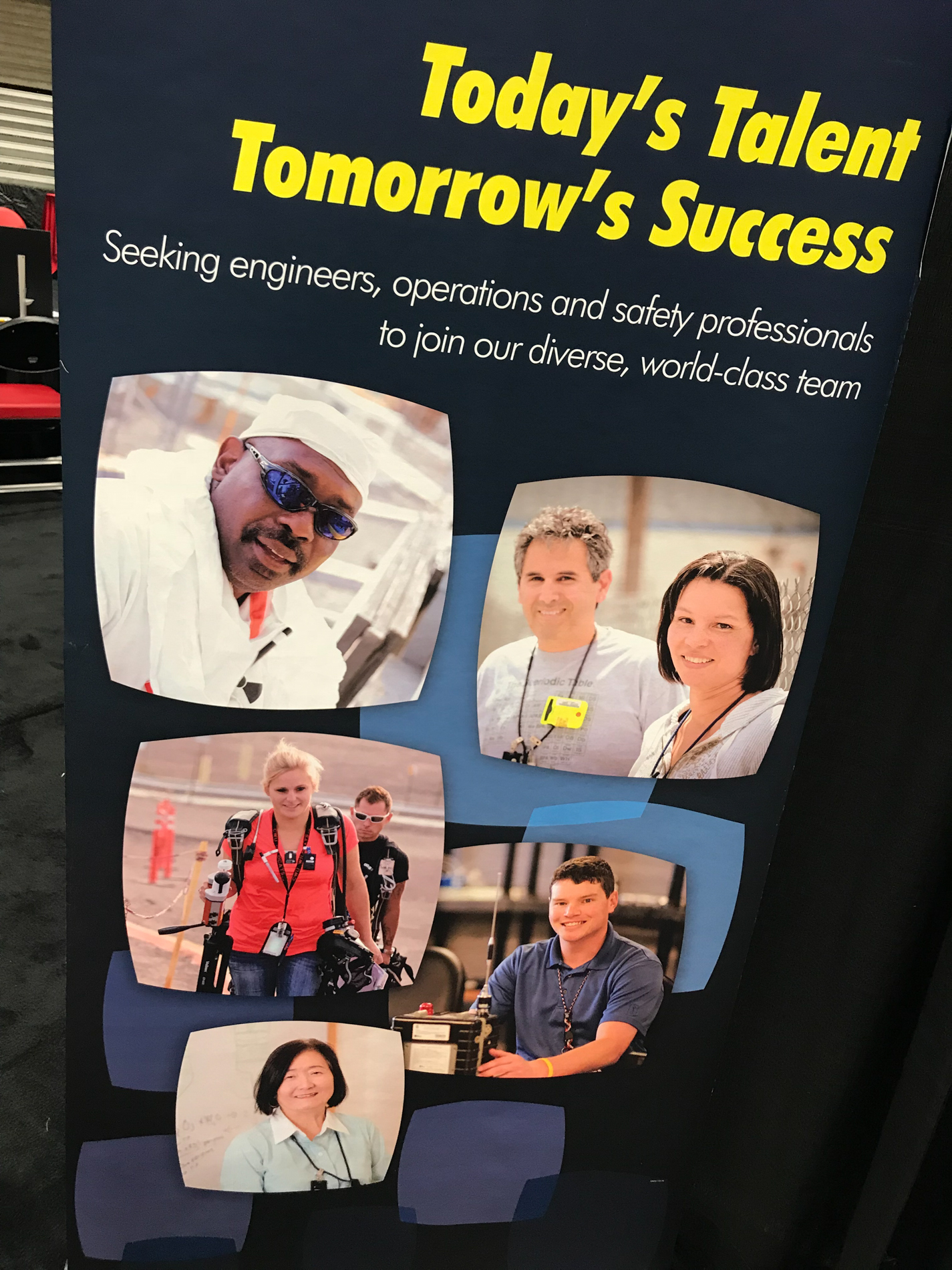 WRPS Trade Show Banner