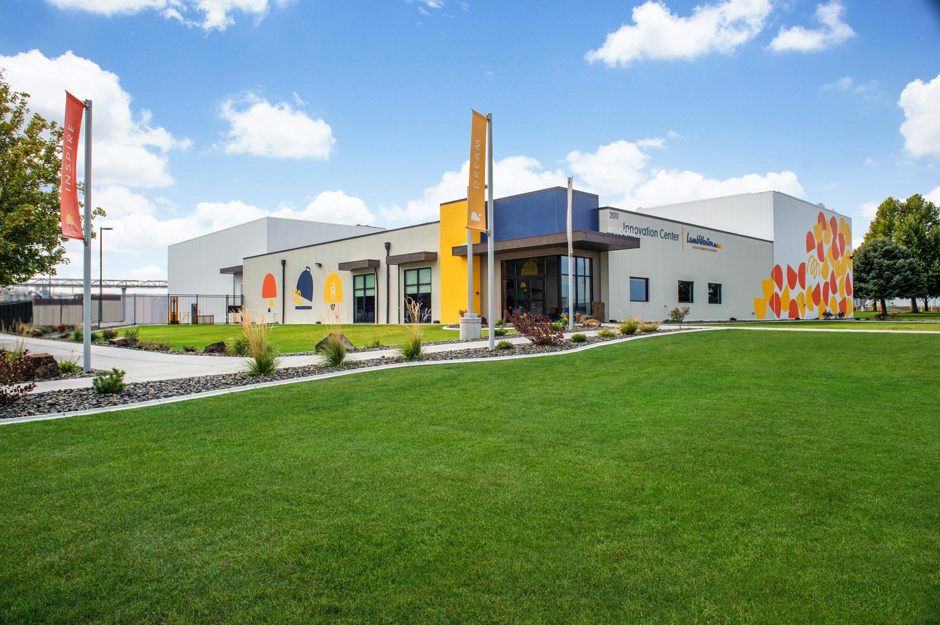 Lamb Weston Innovation Center Exterior