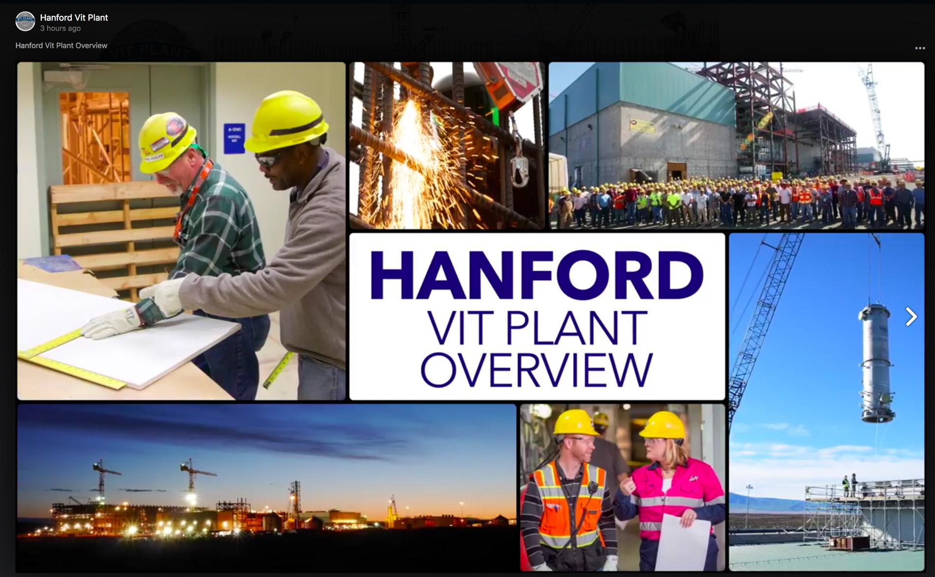 Hanford Vit Plant