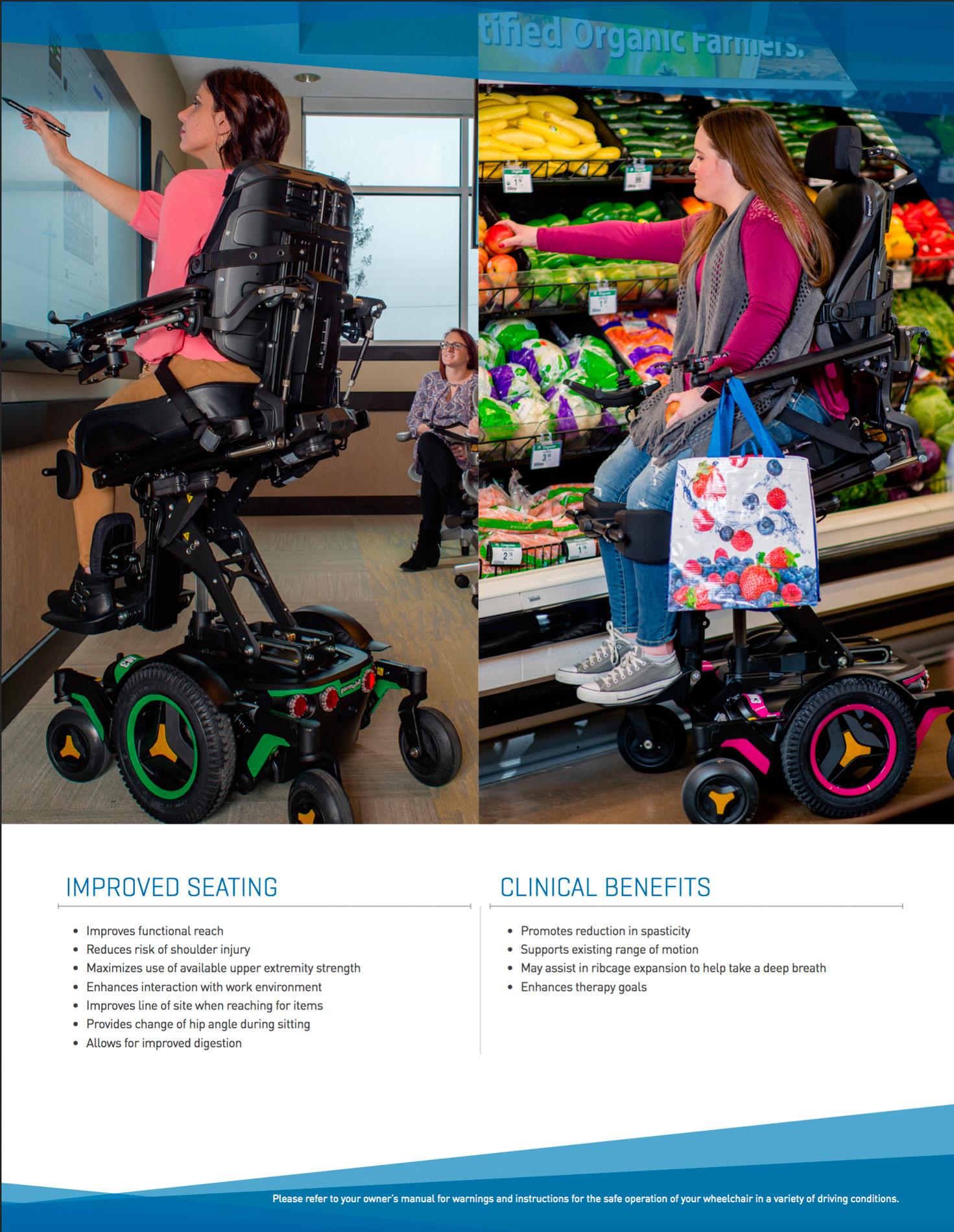 Powerchair Brochure