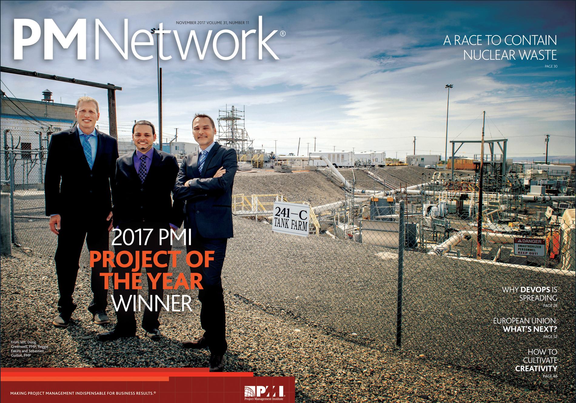 PMI Network Cover