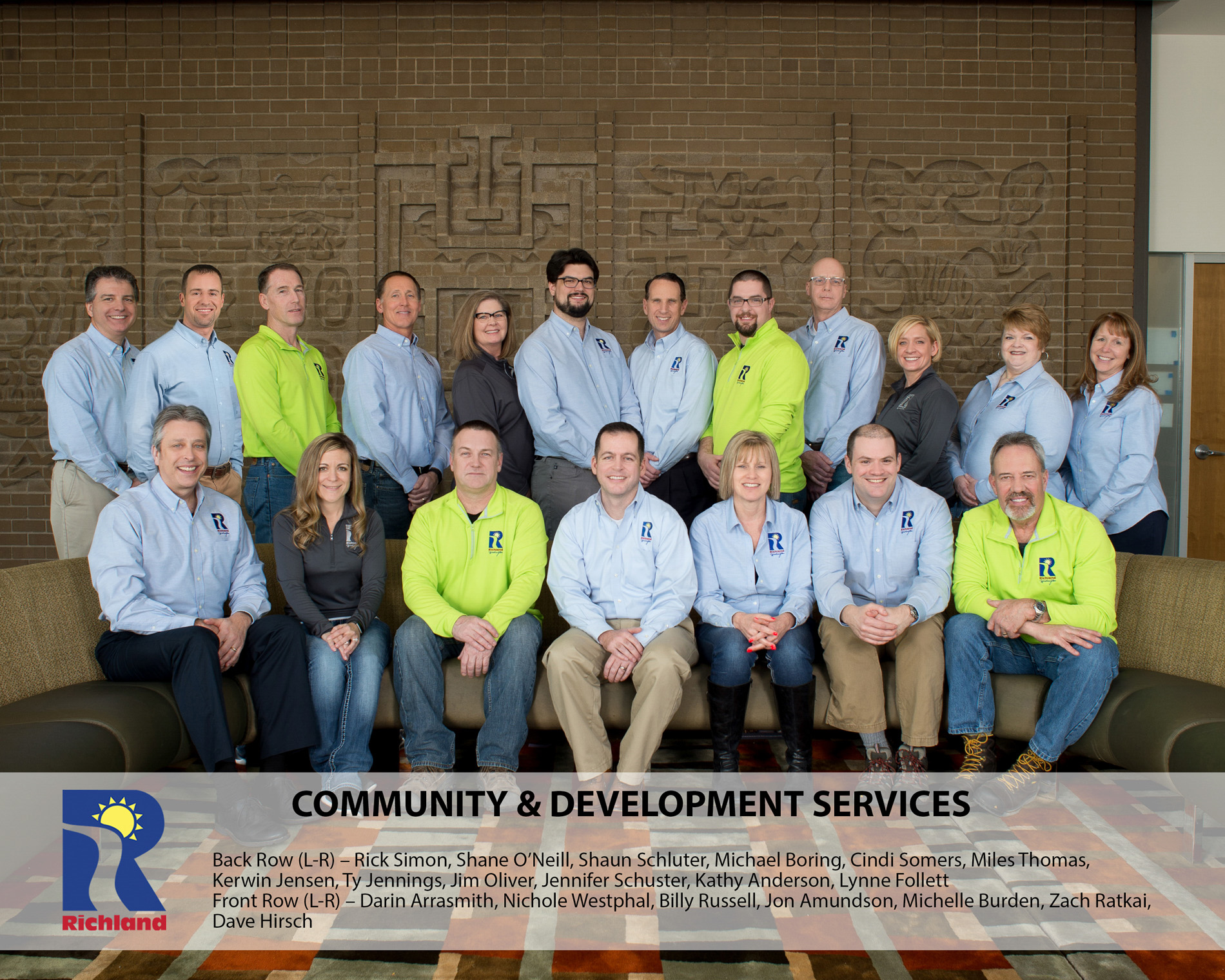 Staff Portrait for the City of Richland