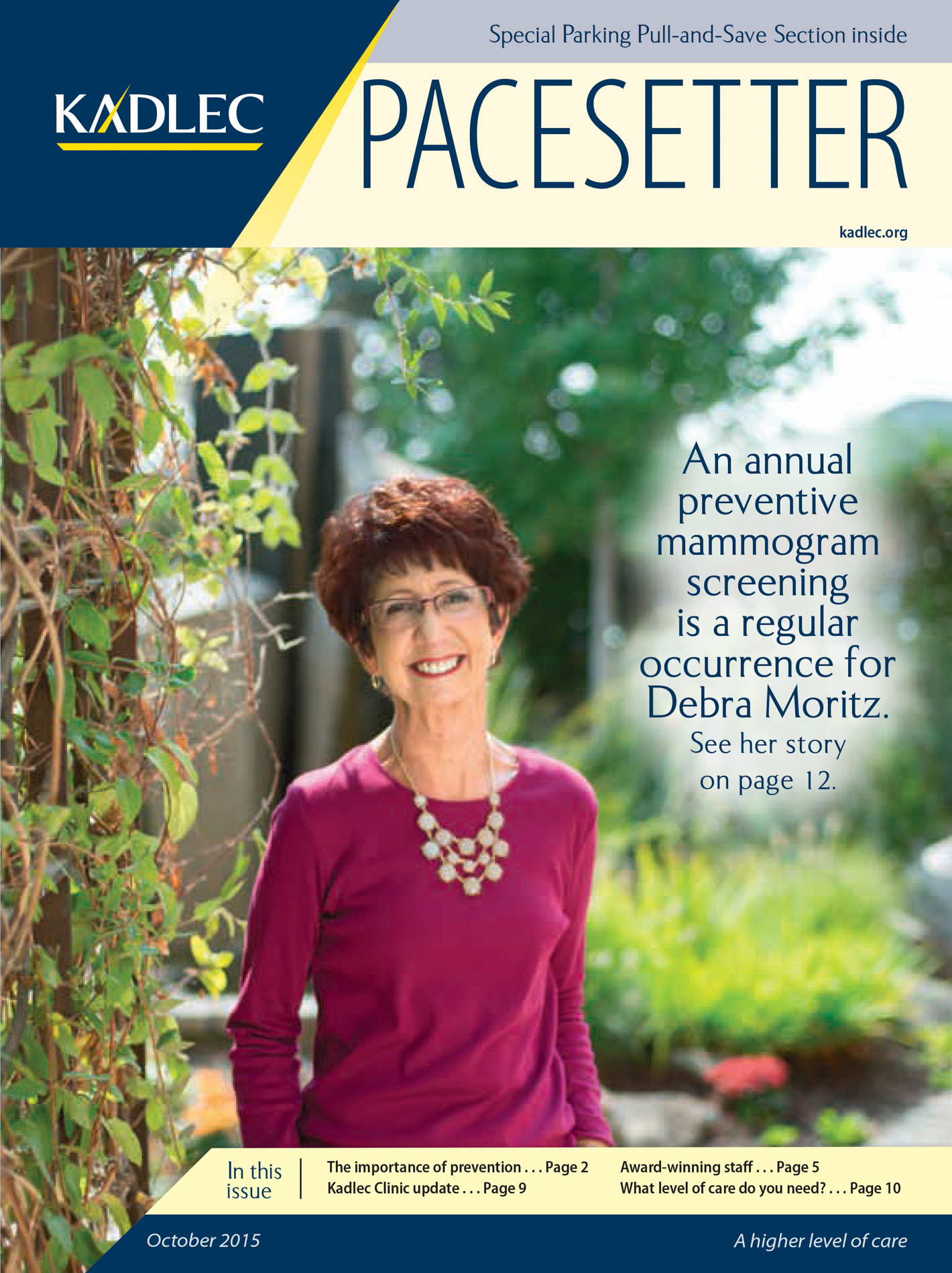 Pacesetter Cover