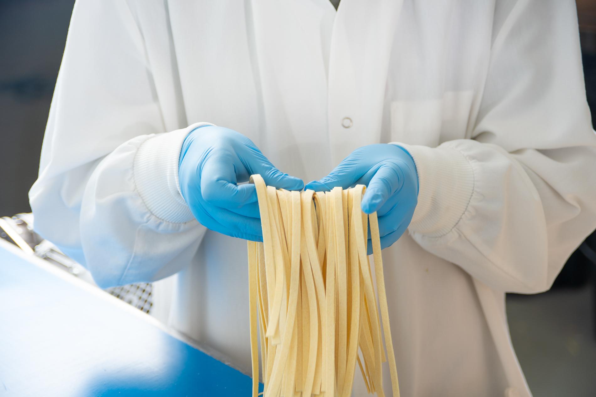 Handmade Fettucini