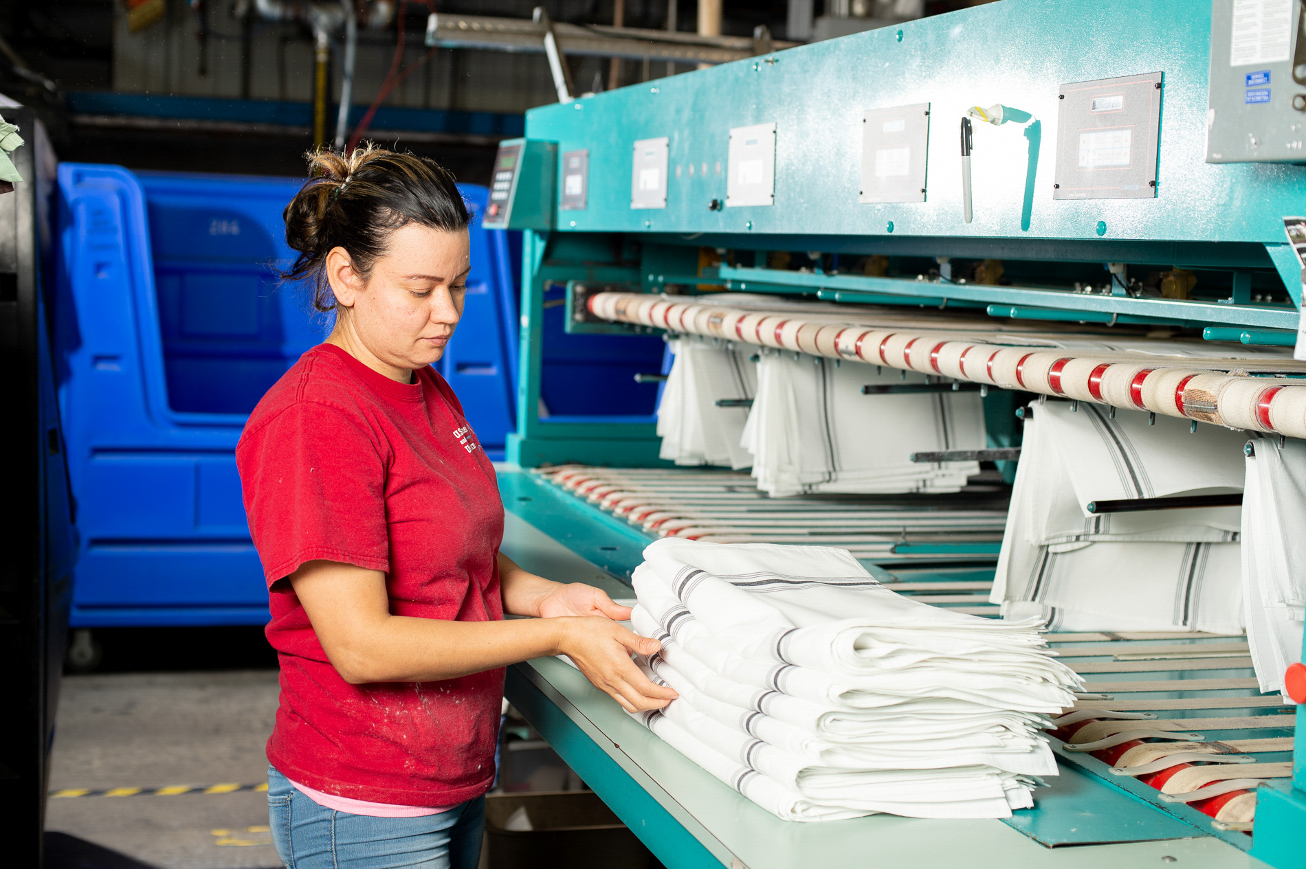 Folding Linen