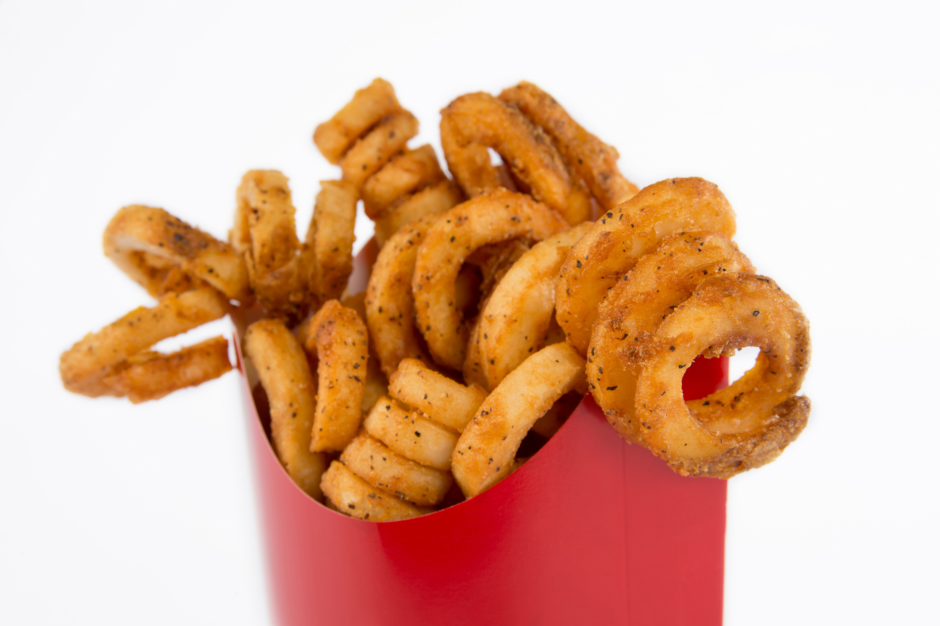 Curly Fries anyone?