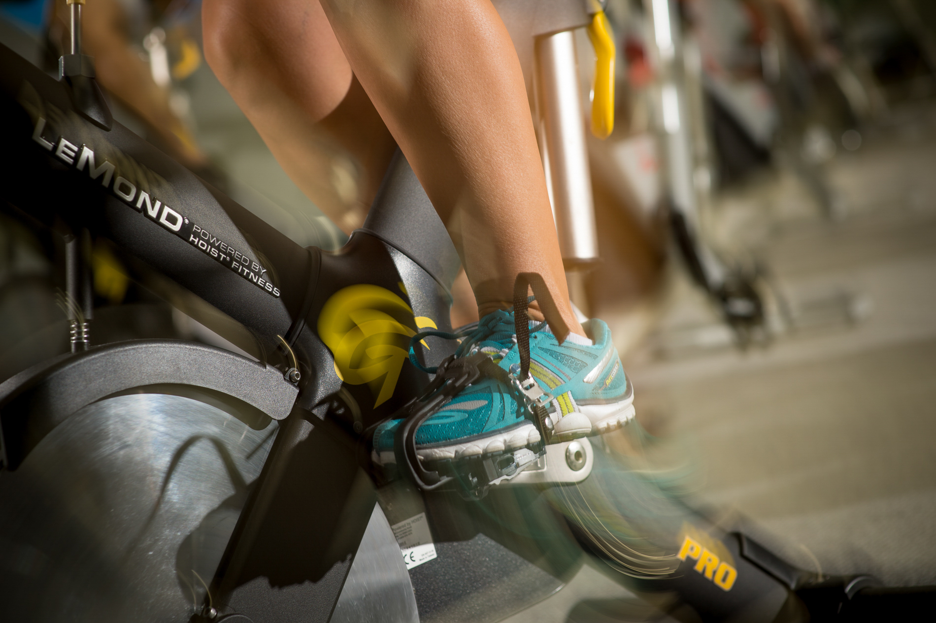 Pedal Faster